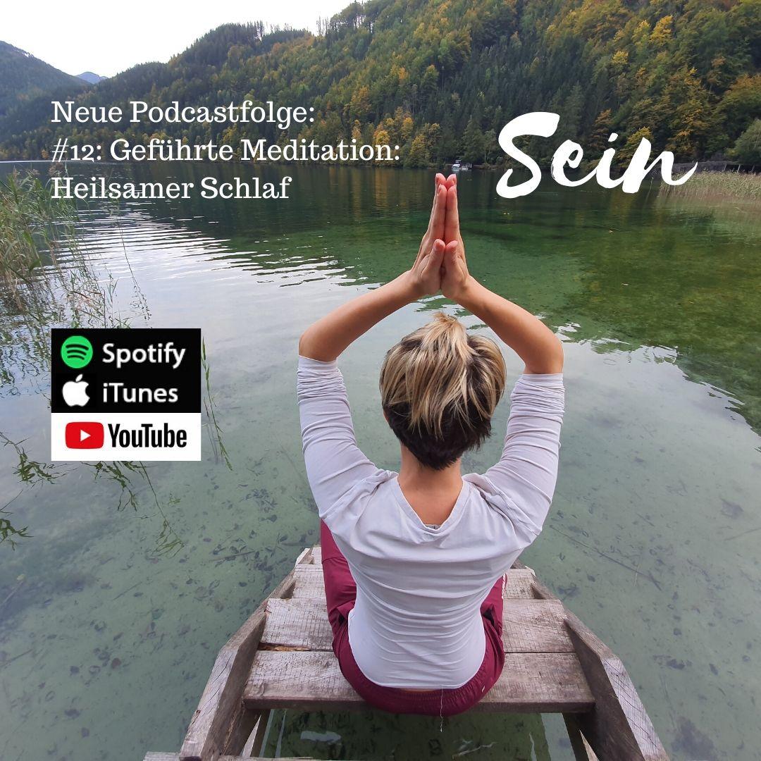 12 Geführte Meditation: Heilsamer Schlaf